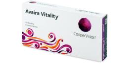 Avaira Vitality ΜΗΝΙΑΙΟΙ (6 τεμάχια)